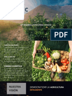 Eficiencia hídrica y la democratización de la agricultura inteligente