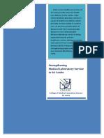 Gap Assessment for Laboratory Development CMLS.SL (BOOK 1)