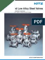 Cast Carbon Stee valve