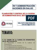 12a Sesión PyAOS Planeación y Control de la Cadena de Suministros