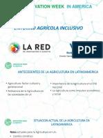 Entorno agrícola inclusivo - acceso de microempresas a multinacionales