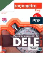 El Cronómetro Manual de Preparación al DELE B1