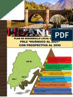 plan de desarrollo local concertadoHUANUCO DEL 2021-2030