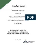 Hino de Louvor Santo Aclam Memorial Amem Cordeiro 0350920.PDF