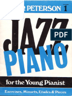 Oscar Peterson - Jazz Piano For The Young Pianist_BOOGIEWOOGIE.RU.pdf