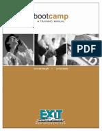 Boot Camp Manual
