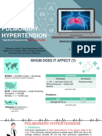 Pulmonary Hypertension Chairil