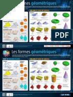 Poster Formes Geometriques