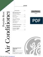 General Electric Air Conditioner AP