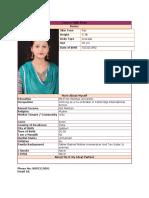Zareen Talib Khan Titwala