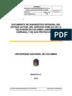 SERVICIO PÚBLICO DE TV (ABIERTA Y CERRADA)_2016