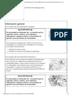 Aire en Combustible (4021592) Qsk19, Qsk19 Cm850 Mcrs y Qsk19 Cm2150 Mcrs Manual de Servicio