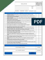 FM-25 Evaluacion de Induccion