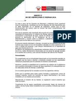 ESTUDIO HIDROLOGICO DE CARRETERAS