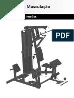 3268 - Manual Usu Rio Esta o de Muscula o Power Plus