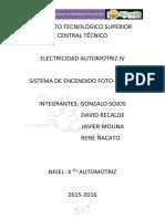 Sistema de Encendido Foto-Óptico Monografia(2)