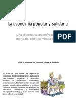 La Economía Popular y Solidaria 23.10.2018