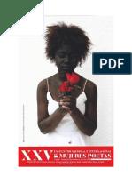 Tarjeta Mujeres Poetas 2018