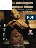 López Saco, Julio. Las mitologías de la antigua China, Cuadernos de China Nº 1, AVECH-ULA, agosto 2019