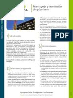 Telescopaje y mantención de grúas torre.PDF