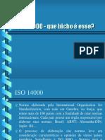 ISO 14000 o que é isso.ppt