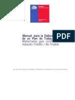 Manual para elaborar plan de retiro de asbesto