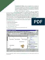 Microsoft Word Monografia