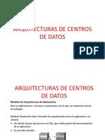 Arquitecturas de Centros de Datos