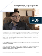 Dr. Jason Fung-Dismantling Diet Dogma – Diet Doctor