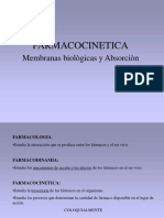 FARMACIA 1 Farmacocinetica