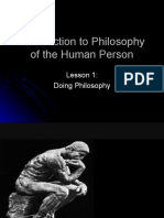 1.a. Philo - Doing Philosophy