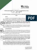 Resoluci n Gerencial Regional de Infraestructura N 0279-2017-GR-JUNIN GRI