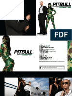 pitbull rebelution booklet