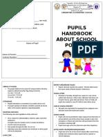 pupils handbook
