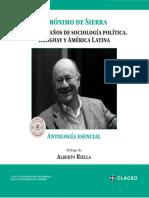 Cincuenta años de sociología política. Uruguay y América Latina