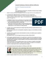 5ta Semana Enseñanzas y Doctrina Del LM