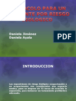 `protocolo accidente por riesgo biologico