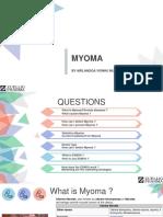 Myoma by Airlangga Vm