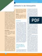 Die Polyvagaltheorie in Der Osteopathie
