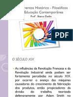 Fundamentos Históricos Filosóficos Da Educação Contemporânea (1)