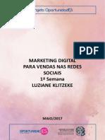 MARKETING DIGITAL PARA VENDAS NAS REDES SOCIAIS 1 SEMANA.pdf