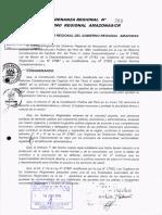 15) Ordenanza Regional Amazonas