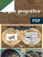 El Giro Geográfico