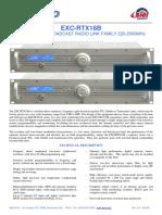 EXC_RTX18B_2-25, Data Sheet en Rev 2_3