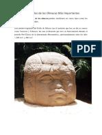 Aporte Cultural Olmeca