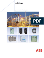 Distribution Relays Brochure - FULL