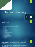 student diversity-mam glo.pptx