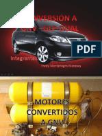 Motores Convertidos a Gnv