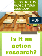 1. Classroom Action Research