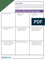 growth mindset action plan